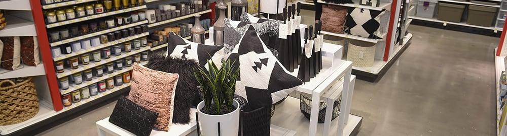 Target store display