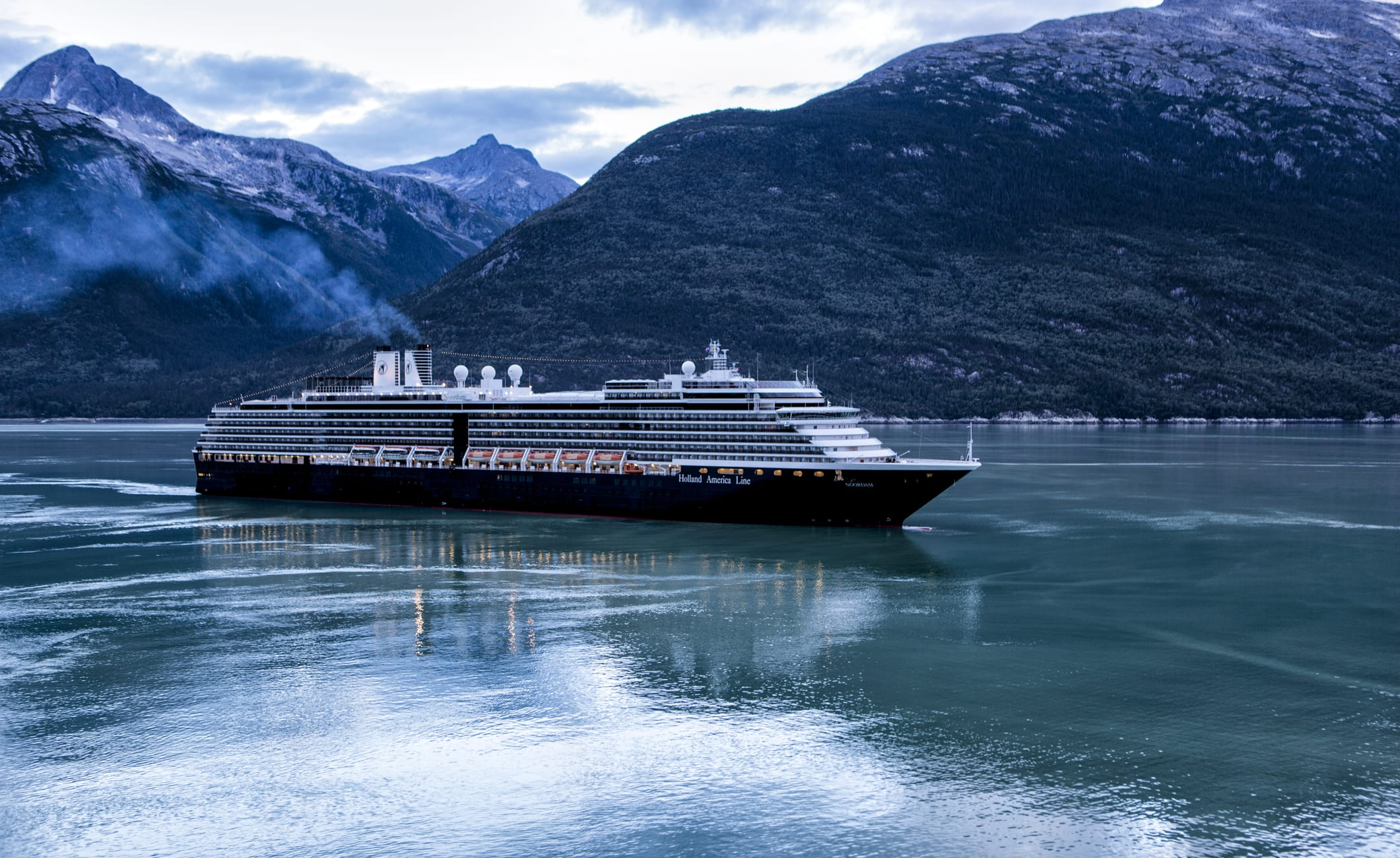 Alaska cruise deal