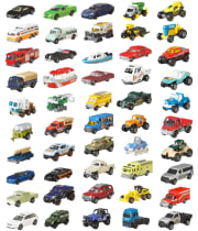 Matchbox Cars 50-Pack for $30 + free shipping w/$35
