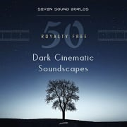 "Amazon offers downloads of Seven Sound Worlds' ""50 Royalty-Free Dark Cinematic Soundscapes"" MP3 Album for free. Each of these tracks costs 99 cents individually"