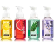 Bath & Body Works offers its Bath & Body Works Gentle Foaming Hand Soap 8.75-oz. Bottle in various fragrances for $6.50