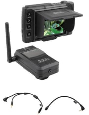 Vello FreeWave Viewer VL Wireless Live View Remote Kit for $100 + free shipping