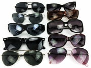 Name Brand Sunglasses for $15 for 8 + free shipping