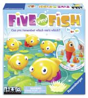 Ravensburger Five Little Fish Game for $5 + pickup at Walmart
