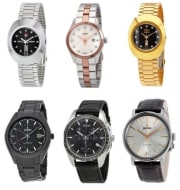 """Jomashop takes up to 80% off a selection of Rado men's and women's watches. Plus take an extra $10 off via coupon code """"DNEWSFS10"""", $20 off $350 or more via """"DNEWSFS20"""", or $50 off orders of $1,000 or more via coupon code """"GOOGLE50"""""""