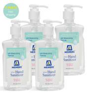 8-oz. Hand Sanitizer Moisturizing Gel 4-Pack for $18 + free shipping