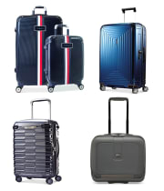 Luggage Closeout at Macy's: 60% to 65% off + extra 15% off + free shipping w/ $75