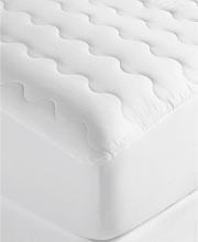 Martha Stewart Essentials Waterproof Mattress Pad for $20 + pickup at Macy's
