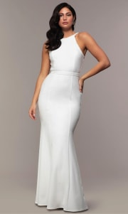 Prom Girl takes up to 50% off a selection of dresses, with prices starting from $19. Shipping adds $8, although orders of $49 or more bag free shipping