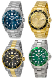 Invicta Men's Pro Diver Watch for $50 + free shipping