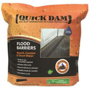 Quick Dam 17-Foot Expanding Flood Barrier for $28 + pickup at Walmart