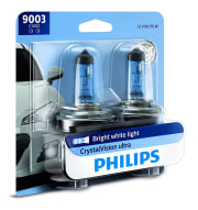 Amazon offers takes $5 off a selection of Philips CrystalVision Ultra Upgrade Headlight Bulbs via product page coupon with free shipping for Prime members. A couple best bets, with prices after coupon: Philips 9003 CrystalVision Ultra Upgrade Headligh...