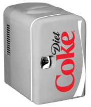 Diet Coke 6-Can Mini Fridge for $30 + pickup at Walmart