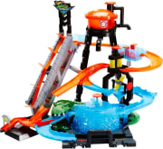 Hot Wheels City Ultimate Gator Car Wash Play Set for $29 + free shipping