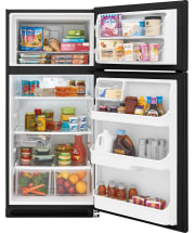 Kenmore 18-Cu. Ft. Top-Freezer Refrigerator w/ Glass Shelves for $350 + pickup at Sears