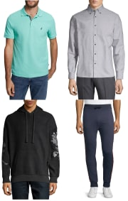 Men's Clearance Premium Brand Apparel at Walmart: Up to 83% off + $8 s&h