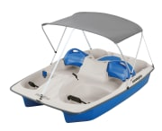 Sun Dolphin 5-Person Sun Slider Pedal Boat with Canopy for $480 + $9.99 s&h