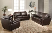Sam's Club offers its members the Abbyson Living Mavin Top-Grain Leather 3-Piece Living Room Set for $1,499 with free shipping. (Non-members pay $149.90 extra, so you're better off buying a 1-year membership for $45.) That's tied with our Cyber Monday...