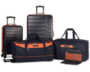 Nautica Sea Tide 5-Piece Hardside Luggage Set for $150 + free shipping