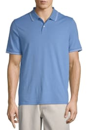 St. John's Bay Men's Short Sleeve Polo Shirt for $5 + same-day pickup at JCPenney