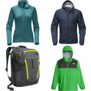 Backcountry takes up to 70% off a selection of The North Face apparel, shoes, and accessories. (Prices are as marked.) Shipping starts at $5.95, but orders of $50 or more qualify for free 2-day shipping