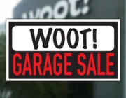 Woot takes up to 80% off select items during its Garage Sale. Plus, Amazon Prime members bag free shipping on all orders