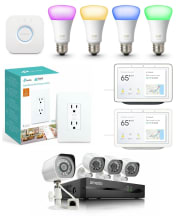 Smart Home Electronics at eBay: Up to 40% off + free shipping