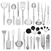 Best Choice Products 29-Piece Stainless Steel Kitchen Tools Set for $30 + free shipping