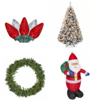 Holiday Decor at eBay: Up to 45% off