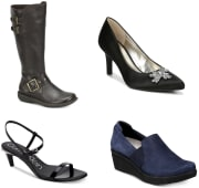 Women's Shoes at Macy's: Up to 50% off + Extra 30% to 40% off