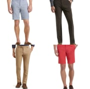 Men's Clearance Pants and Shorts at Jos. A. Bank from $10 + free shipping
