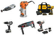 Refurbished Tools at eBay: Up to 65% off + free shipping