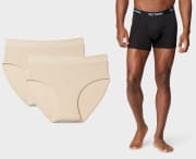 32 Degrees Underwear Flash Sale from $3 per pair + free shipping w/ $27