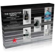 The Scents For Gents Men's 5-Piece Fragrance Gift Set for $20 + pickup at Macy's