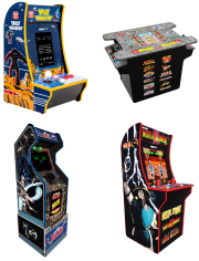 Arcade1UP Arcade Machines at Walmart: Up to 50% off + free shipping