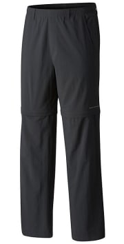 Columbia Men's Backcast Convertible Pants for $20 + free shipping