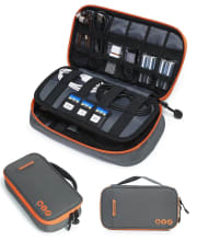 Bagsmart Cable and Electronics Organizer Bag for $19 + free shipping