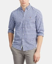 Polo Ralph Lauren Men's Button-Down Shirts for $25 + pickup