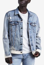 Macy's offers the Levi's Men's Trucker Jacket in Baez or Harris for $29.99. Pad your order with a beauty item (they start at $3) to bag free shipping; otherwise, shipping adds $10.95