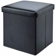 Mainstays Collapsible Cube Storage Ottoman for $8 + pickup at Walmart