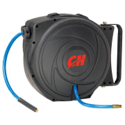 Campbell Hausfeld Air Hose Reel with Retractable 50 Foot Hose for $32 + pickup at Walmart