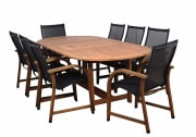 Today only, Amazon takes up to 20% off a selection of Amazonia Patio Furniture. Plus, all orders bag free shipping