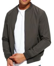 Superdry Men's Surplus Goods Shadow Bomber Jacket for $40 + free shipping
