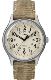 Timex Men's MK1 Steel 40mm Analog Watch for $30 + free shipping