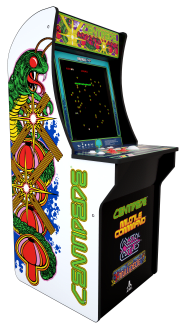 Walmart offers a selection of Arcade1Up 4-foot gaming machines from $199, as listed below. With free shipping: Asteroids Arcade Machine for $199 (low by $77) Centipede Arcade Machine for $199 (pictured, low by $160) Street Fighter 2 Arcade Machine for...