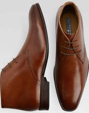 As one of its daily deals, Men's Wearhouse takes 40% off a selection of men's shoes. (Prices are as marked.) Plus, Perfect Fit Reward members bag free shipping