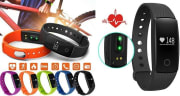 Bluetooth 4.0 Smart Band Fitness Tracker for $25 + free shipping