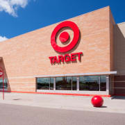 Target Discount: $5 off $50 via PayPal