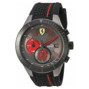Ferrari Men's Analog Watch for $70 + free shipping