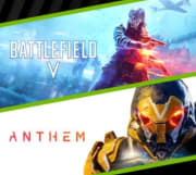 HP offers downloads of Anthem for Windows or Battlefield V for Windows for free when you purchase a select HP gaming desktop PC featuring an nVidia GeForce RTX 2080 Ti, 2080, or 2070 graphics card. Instructions on how to redeem the game will be sent w...